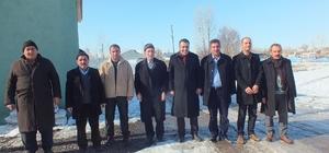 Başkan Kılıç'tan köy ziyareti
