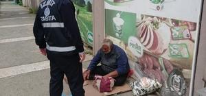 Seyyar satıcılara ceza yağdı