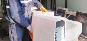İzmit'te bir yılda 15 ton 220 kilogram elektronik atık toplandı