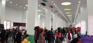Çocuk oyun merkezine yoğun ilgi