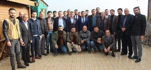 Silopi'deki sivil toplum kuruluşları bir araya geldi