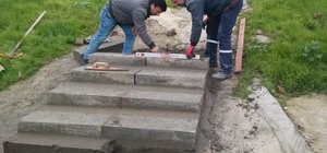 Uncubozköy'de vatandaşların ulaşım çilesine çözüm