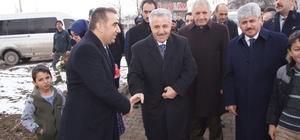 Bakan Arslan'dan Kağızman'a ikinci sağlık yatırımı müjdesi