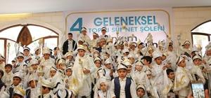 Şanlıurfa'da toplu sünnet töreni