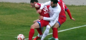 TFF 2. Lig Beyaz Grup: Bandırmaspor: 1 - Silivrispor: 1