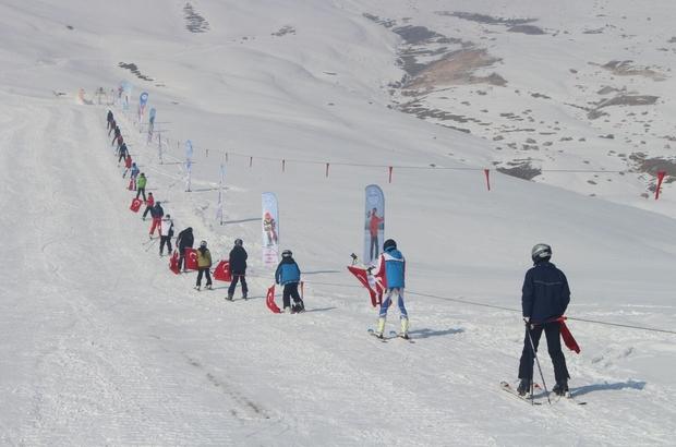 Çaldıran kayak merkezi açıldı - Van Haberleri
