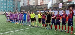 Kırıkkale'yi 4-0 yenen Kdz. Ereğli Belediyespor lider oldu