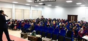 Aydın'da 'Müslümanlar için Kudüs' adlı konferans gerçekleştirildi