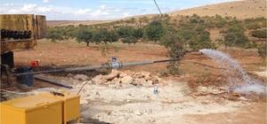 GASKİ köylerde 110 bin metre sondaj kuyusu açtı