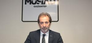 MÜSİAD Gaziantep Şubesinden 'Zeytindalı Operasyonu'na tam destek