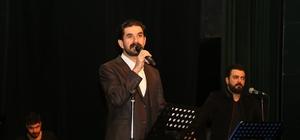 Niğdeliler, kültür sanat etkinlikleri çerçevesinde Serdar Tuncer ile buluştu