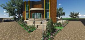 Bayraklı'ya yeni kültür merkezi