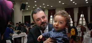 Başkan Ercan eczacılarla bir araya geldi
