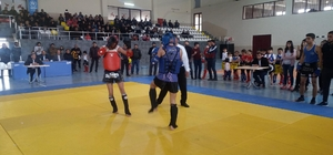 Muay Thai il seçmeleri Besni'de yapıldı