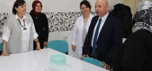 Kocasinan Akademi'nin yeni tesislerine büyük ilgi