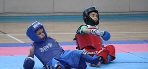 Wushu Kayseri il finalleri yapıldı