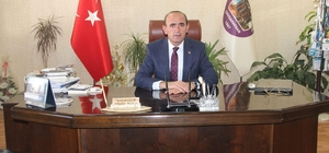 Başkan Halil Başer: Ordumuzun zaferi için dua edelim