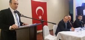 Erzurum Emniyet ve Trafik Hizmetlerini Geliştirme Derneği Başkanlığına Kaya seçildi