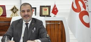 """Elazığ TSO Başkanı Alan; """"İş dünyası olarak Afrin operasyonunu destekliyoruz"""""""
