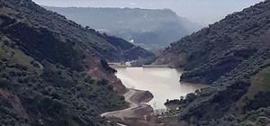ağışlar İsabeyli Barajı'nı doldurdu