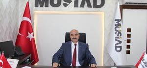Mardin MÜSİAD'dan Afrin operasyonuna destek