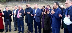 amukkale Aktepe Kültür Merkezi'nin temeli atıldı