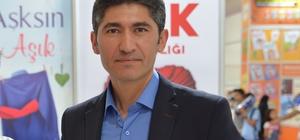 Gazeteci Sinan Cavlak, Attarlar Odası başkan adayı oldu