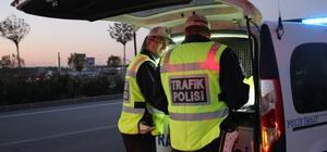 3 günde 96 bin TL trafik cezası kesildi