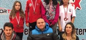 1308 Osmaneli Belediyespor Halter Takımı sporcularından büyük başarı