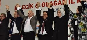 AK Parti Bilecik il yönetiminde büyük değişiklik