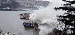 Zonguldak Valiliği'nden fırtına uyarısı