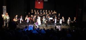 Konak'ın sahnelerinde müzik ziyafeti