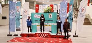 Atıcılıkta bronz madalya Osmangazi'nin