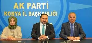 """Milletvekili Özdemir: """"Şartlar bizi bu operasyona mecbur kaldı"""""""