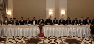 Gümüşhane'de İl Koordinasyon Kurulu Toplantısı yapıldı