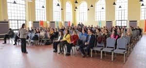 Edirne Akademi'de 'zaman ve stres yönetimi' eğitimi