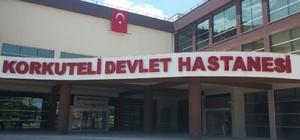 Korkuteli Devlet Hastanesi 2017'de Rekor Kırdı