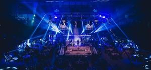 Dünyaca ünlü boksörler Buca'da ringe çıkıyor