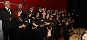 GESMEK Korosu'ndan Türk Halk Müziği Konseri