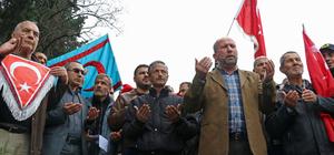 Sığınmacılardan Zeytin Dalı Harekatı'na katılmak için başvuru