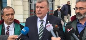 Eski Konyaspor Başkanı Şan'ın beraat etmesi