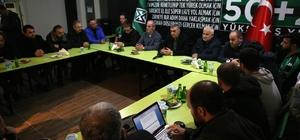 """Başkan Toçoğlu: """"Başka Sakaryaspor yok"""""""