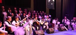 Efeler Belediyesi Türk Halk Müziği Korosu dinleyenleri mest etti