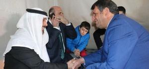 Ayhan, Kırklareli Valisi Çiftçi'yi misafir etti