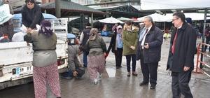 Burhaniye'de Büyükşehir Çorbası sevindirdi