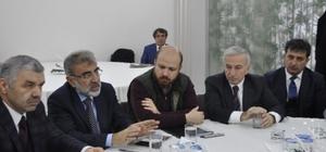 Bilal Erdoğan Kayseri'de
