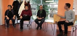 Hamiyyet Ferudun Sözen İlkokulu, Erasmus Projesi kapsamında Almanya'da