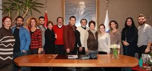 Bodrum Şehir Tiyatrosu için Başkan Kocadon'a teşekkür