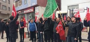 Bayburt'ta vatandaşlar gönüllü askerlik için askerlik şubesine koştu