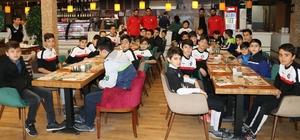 Van Altay Futbol Okulu ilk meyvelerini verdi